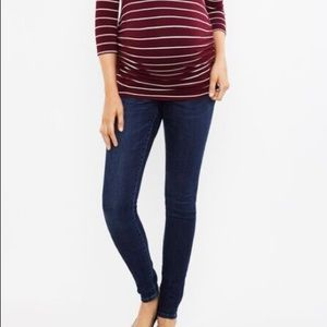 Maternity Jessica Simpson Skinny Jeans